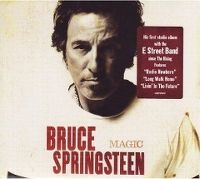 Cover Bruce Springsteen - Magic