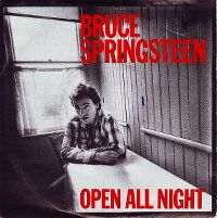 Cover Bruce Springsteen - Open All Night