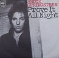 Cover Bruce Springsteen - Prove It All Night