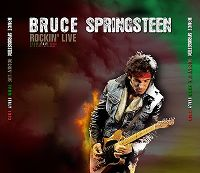 Cover Bruce Springsteen - Rockin' Live - Live From Italy 1993