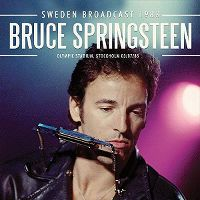 Cover Bruce Springsteen - Sweden Broadcast 1988