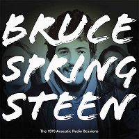 Cover Bruce Springsteen - The 1973 Acoustic Radio Sessions