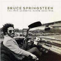 Cover Bruce Springsteen - The 1974 Acoustic Radio Sessions
