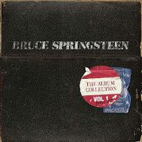 Cover Bruce Springsteen - The Album Collection Vol 1 1973-1984