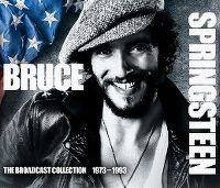 Cover Bruce Springsteen - The Broadcast Collection 1973-1993
