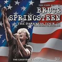 Cover Bruce Springsteen - The Darkness Tour '78