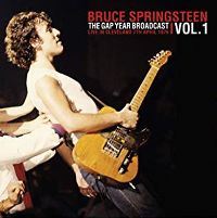 Cover Bruce Springsteen - The Gap Year Broadcast Vol.1