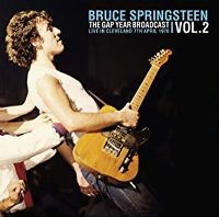 Cover Bruce Springsteen - The Gap Year Broadcast Vol.2