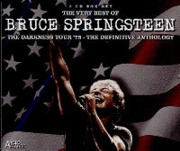 Cover Bruce Springsteen - The Very Best Of Bruce Springsteen - The Darkness Tour '78 - The Definitive Anthology