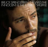 Cover Bruce Springsteen - The Wild, The Innocent & The E Street Shuffle