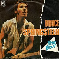 Cover Bruce Springsteen - Thunder Road