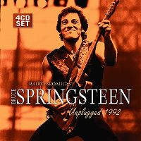 Cover Bruce Springsteen - Unplugged 1992