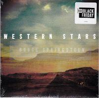Cover Bruce Springsteen - Western Stars
