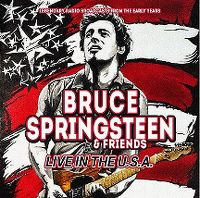 Cover Bruce Springsteen & Friends - Live In The U.S.A.