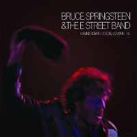 Cover Bruce Springsteen & The E Street Band - Hammersmith Odeon, London '75