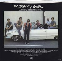 Cover Bruce Springsteen & The E Street Band - Jersey Girl