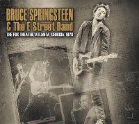 Cover Bruce Springsteen & The E Street Band - The Fox Theater, Atlanta, Georgia, 1978
