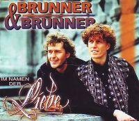 Cover Brunner & Brunner - Im Namen der Liebe