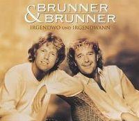 Cover Brunner & Brunner - Irgendwo und irgendwann