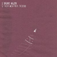 Cover Bruno Major - Fair-Weather Friend