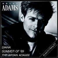 Cover Bryan Adams - Diana