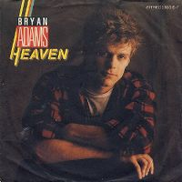 Cover Bryan Adams - Heaven