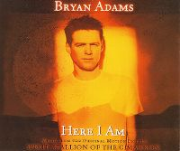 Cover Bryan Adams - Here I Am