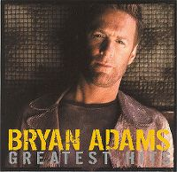 Cover Bryan Adams - His Greatest Hits