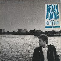 Cover Bryan Adams - Into The Fire