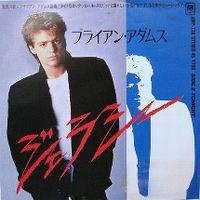 Cover Bryan Adams - Jealousy