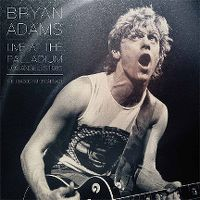 Cover Bryan Adams - Live At The Palladium