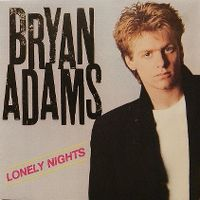 Cover Bryan Adams - Lonely Nights