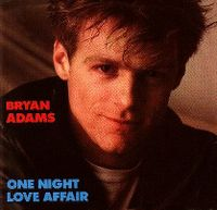 Cover Bryan Adams - One Night Love Affair