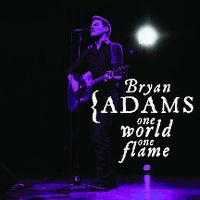 Cover Bryan Adams - One World One Flame