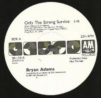 Cover Bryan Adams - Only The Strong Survive
