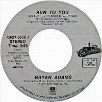 Cover Bryan Adams - Run To You