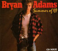 Cover Bryan Adams - Summer Of '69