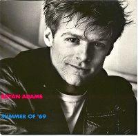 Cover Bryan Adams - Summer Of '69