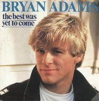 Cover Bryan Adams - The Best Was Yet To Come