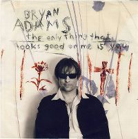 Cover Bryan Adams - The Only Thing That Looks Good On Me Is You