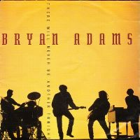 Cover Bryan Adams - There Will Never Be Another Tonight