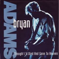 Cover Bryan Adams - Thought I'd Died And Gone To Heaven
