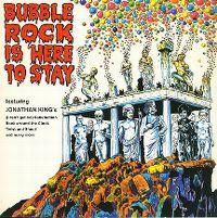 Cover Bubblerock - Bubblerock Is Here To Stay