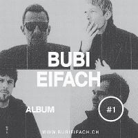 Cover Bubi Eifach - Album #1