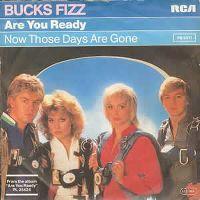 Cover Bucks Fizz - Are You Ready