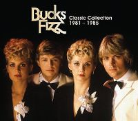 Cover Bucks Fizz - Classic Collection 1981-1985