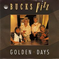 Cover Bucks Fizz - Golden Days