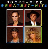 Cover Bucks Fizz - Greatest Hits
