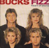 Cover Bucks Fizz - Heart Of Stone