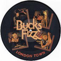 Cover Bucks Fizz - London Town